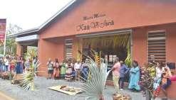 Houaïlou a enfin inauguré  son marché municipal