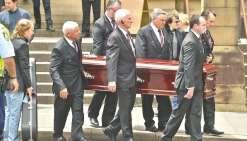Sydney dit adieu à Malcolm Young