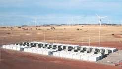 La plus grande batterie du monde en Australie