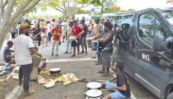 Des acteurs culturels inquiets reçus à la province Nord
