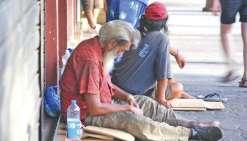 En Marche dénonce la pauvreté