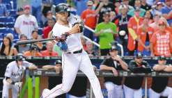 les Yankees s'offrent Giancarlo Stanton