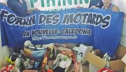 Les jouets des motards  s'envoleront vers le Vanuatu