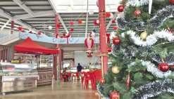 Boulari va se transformer en village  de Noël le temps du week-end