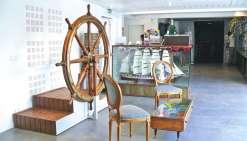 Un nouvel espace  au Musée maritime