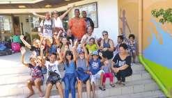 Les enfants de La Foa font cap sur les vacances