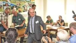 Gérard Pasco rempile à la Chambre