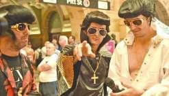 Un festival pour les fans d'Elvis Presley