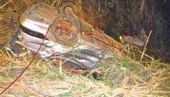 Le premier facteur dans les accidents mortels de la route en Nouvelle-Calédonie est la consommation d'alcool oude cannabis. Suivent le non-port de la ceinture de sécurité et une vitesse excessive.