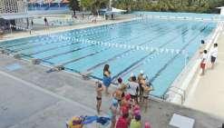 Analyses conformes, la piscine  du Ouen Toro a rouvert ses portes