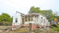 Troque maison de maître contre résidence moderne