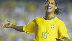 Ronaldinho ne fera plus lever les foules
