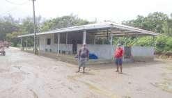 Le district de Bayes construit sa maison