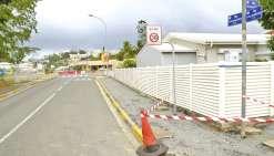 Les trottoirs de la rue du Frère-Marmoiton sécurisés