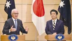 Un pacte militaire avec le Japon se dessine