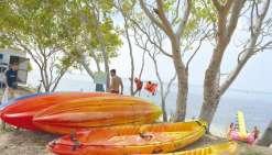 De nouvelles activités nautiques à Poé