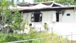 Cette nouvelle mobilisation est due à de nouveaux actes de délinquance qui se sont produits le week-end dernier. Comme l'incendie de l'ancienne poste de Canala.
