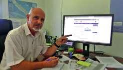 Jean-Paul Aygalenq souligne que si la phase principale de Parcoursup est close, les candidats peuvent postuler à compter du 18 décembre sur les formations qui disposent de places vacantes, notamment pour les licences à l'UNC. Photo E.C.