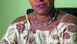 En 1989, Christiane intègre le dispositif 400 cadres dans le contexte sensible des Evénements. Facteur de motivation qui la poussera à réussir.Photo Niko