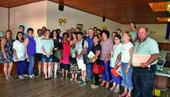 Bourail tourisme a tenu son assemblée générale ordinaire dans la salle de réception de la mairie. Photo N.B.