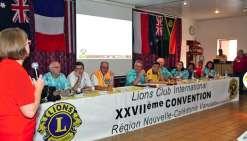 Jean-Pierre Vergé a été élu, ce week-end au Mont-Dore, président de région et remplace Patrick Lambert. Photo DR