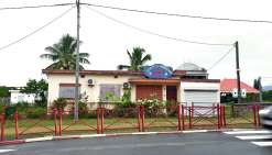 Les bureaux se situent dans les locaux du service animation de Pouembout.Photo K.B.