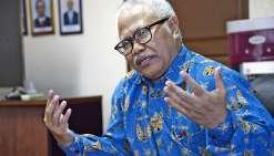 Achmad Gozali affirme qu'il aurait aimé pouvoir discuter avec les jeunes manifestants devant le consulat d'Indonésie.Photo Thierry Perron