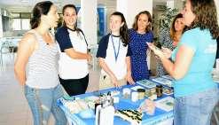 Le personnel de la province Sud a été invité à participer à des ateliers autour du « zéro déchet ». Photo L.C.