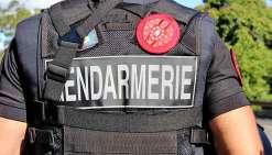 Les gendarmes alertent la population sur une légère recrudescence de vols par escalade. photo Archives LNC