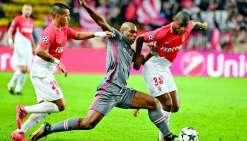 Ligue des champions : Monaco en panne d'inspiration