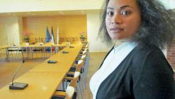 Honorine, première Wallisienne élue en Métropole