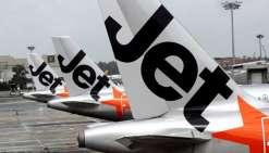Les Airbus Jetstar cloués au sol