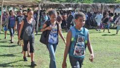 Le collège de Baganda a différé sa rentrée