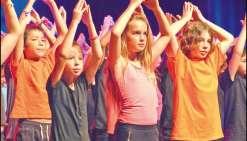 Enfants en chœur,d'ici et d'ailleurs