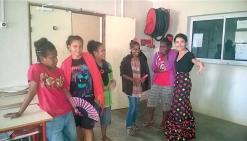 Le flamenco fait danser les collèges du grand Nord