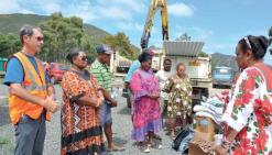 Familles sinistrées de Poum : la solidarité a fonctionné
