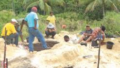 Les fouilles de Goro entretiennent le mystère