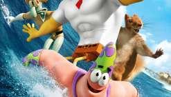 Bob l'éponge - Le film : Un héros sort de l'eau 2D/3D