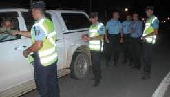 Les gendarmes veillent