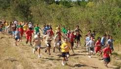 Des marathoniens en herbe