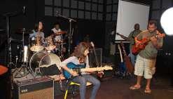 L'école de musique teste l'auditorium
