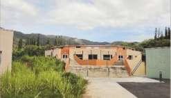 La cité scolaire de Kouaoua sera inaugurée en grande pompe ce matin.
