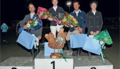 Laurence Lecourieux a remporté les Masters de La Gourmette, samedi soir à Magenta.