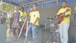 Jeunes artistes, grands talents