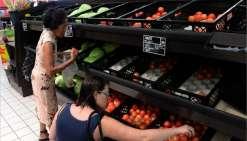 Les légumes se font désirer