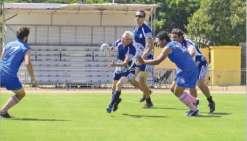 Un dimanche de rugby à cinq