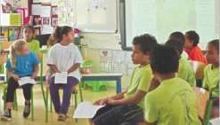 Téari, école citoyenne