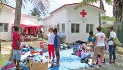 Une braderie solidaire avec la Croix-Rouge pendant deux jours