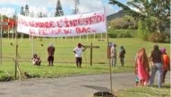 L'hôtel de province bloqué  pour la réintégration d'un agent