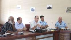 Le Comité local de sécurité prend forme pour 2016